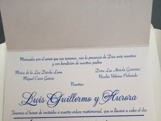 Casa Bonita Invitaciones 3
