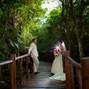 La boda de Alejandra Hernández Zamora y Complejo Grand Palladium Riviera Maya 12