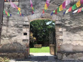 Hacienda Santa Cruz Vista Alegre Casco Antiguo y Trapiche 2