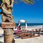 La boda de Paulette Hernandez Santillan y Ak'iin Beach Club 9