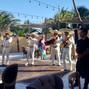 La boda de Paulette Hernandez Santillan y Ak'iin Beach Club 10