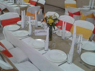 Banquetería Salones 2