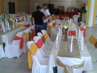 Banquetería Salones 5