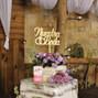 La boda de Esmeralda Padilla y De Corazón Pastelería 7