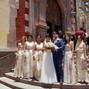 La boda de Dolorès Manrique y Diseño Floral Dalia 20