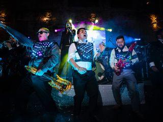 Azucarados Orquesta Pop 1