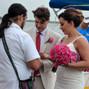 La boda de Paulina Gutierrez y Decoración Floral Cancún 7
