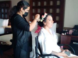 Fernanda Montealegre Makeup Artist 5