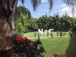Jardín del Rocío 1
