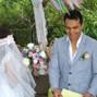 La boda de Krizta Moreno y Decoración Floral Cancún 23