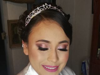 Iliana Makeup & Hair Artist 1