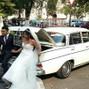 La boda de Jackeline Bebitez Mendoza y Auto Ceremonia 11