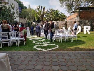 Jardín Real Ixpanco 5