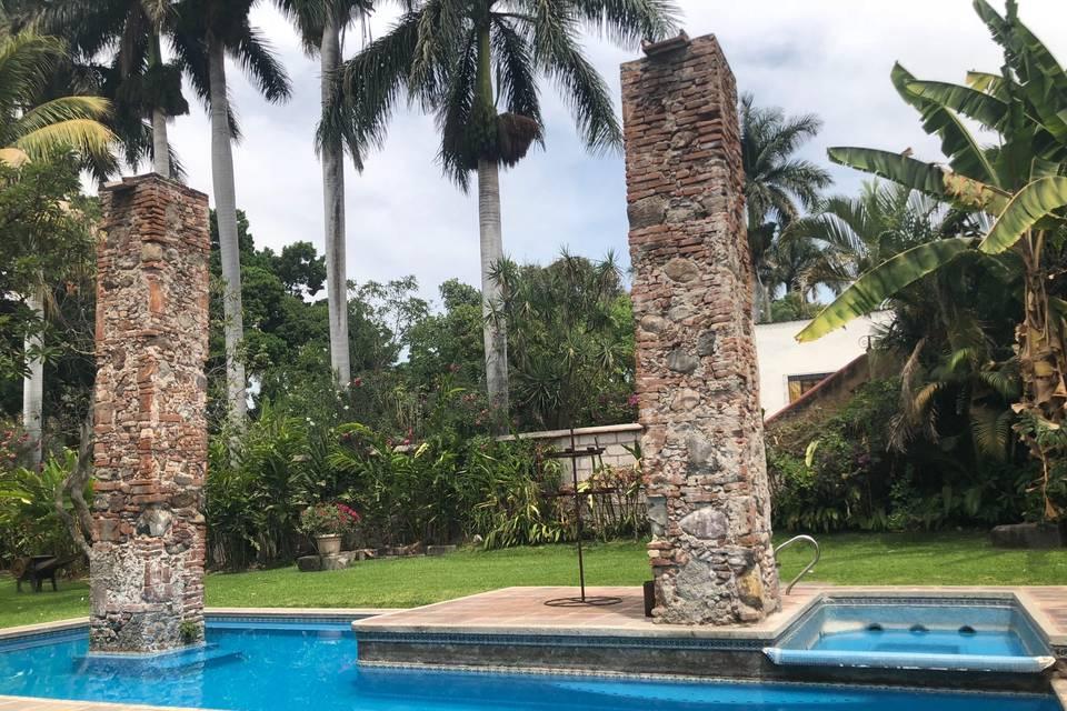 Hacienda Santa Cruz Vista Alegre Sección Chacuaco 2