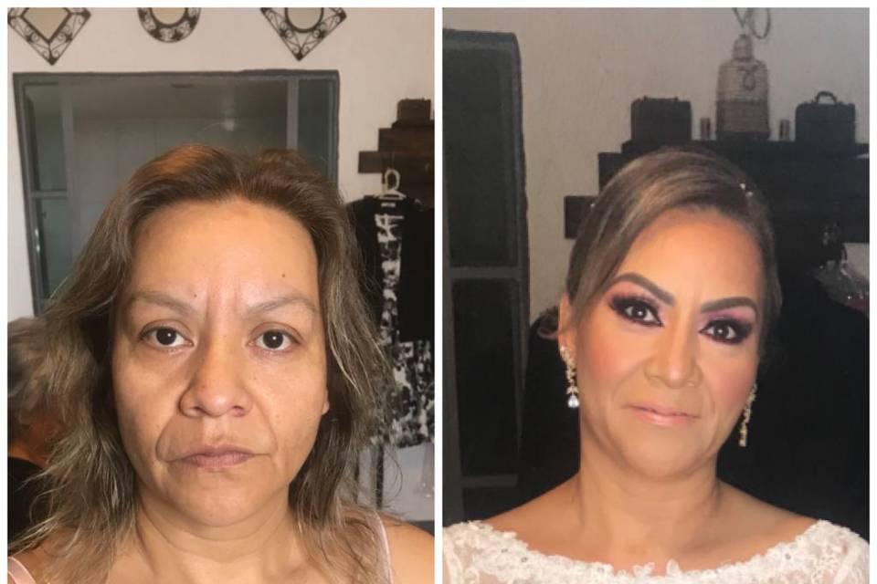 Lidya Espíndola Make Up 14