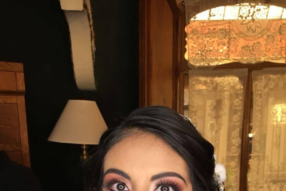 Paulina Rujo Makeup 26
