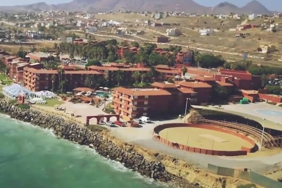 Puerto Nuevo Baja Hotel 1