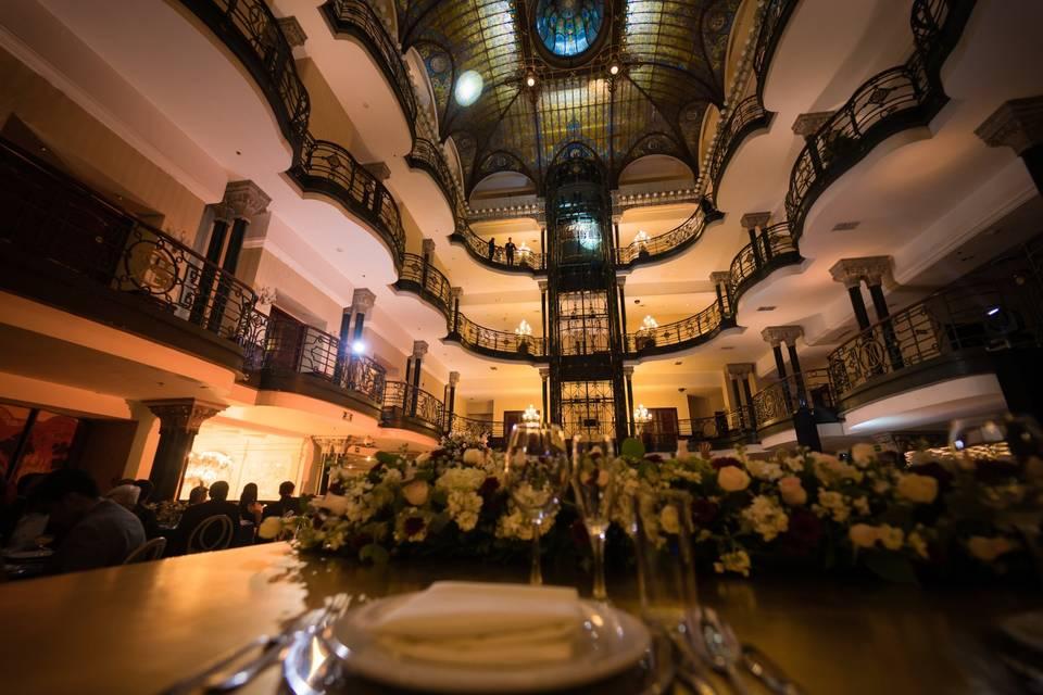 Gran Hotel Ciudad de México 11