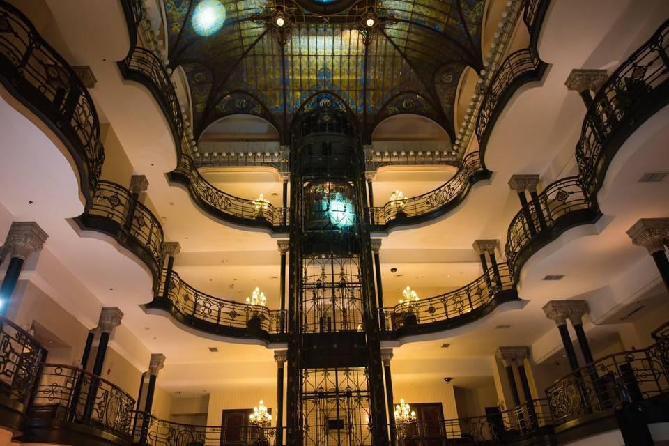 Gran Hotel Ciudad de México 12