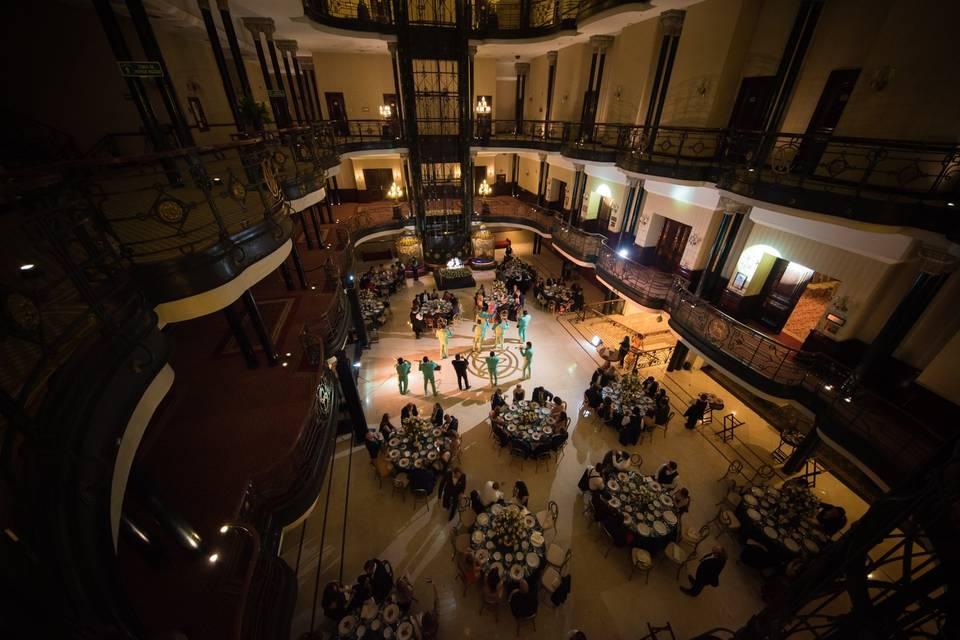Gran Hotel Ciudad de México 13