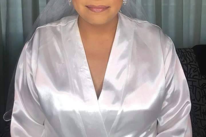 Lidya Espíndola Make Up 22