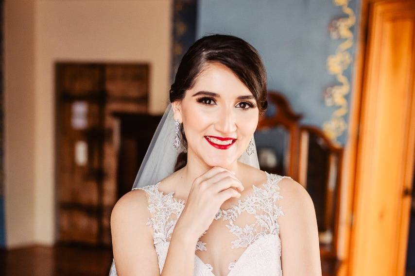 Lorena Amate Makeup 4