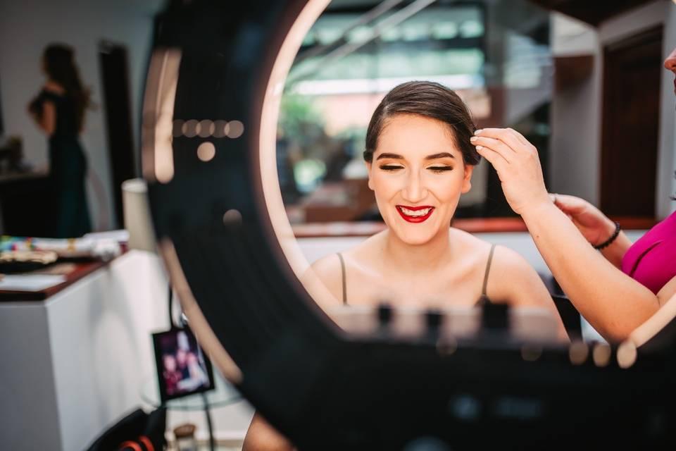 Lorena Amate Makeup 9