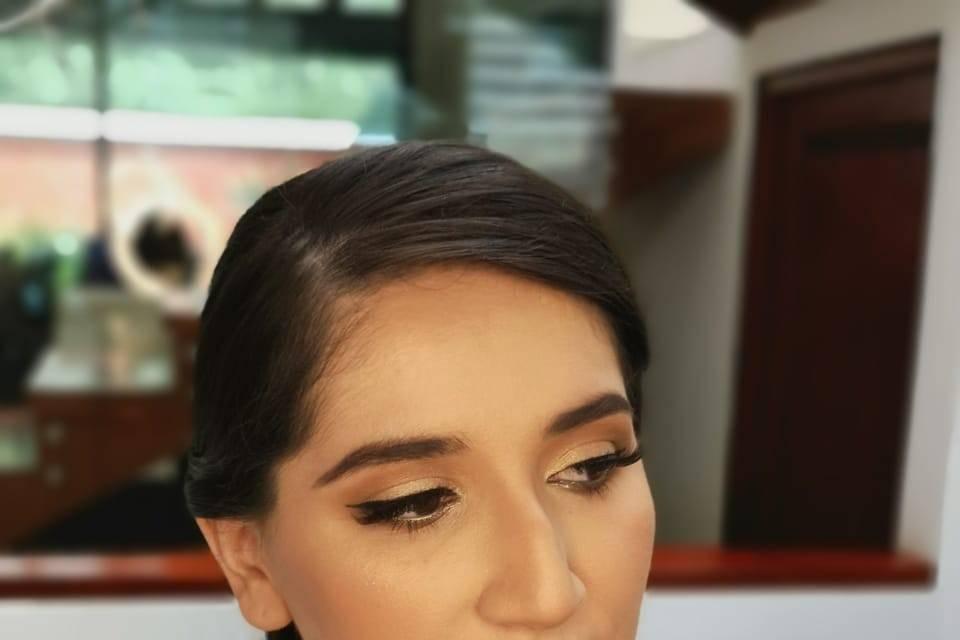 Lorena Amate Makeup 10