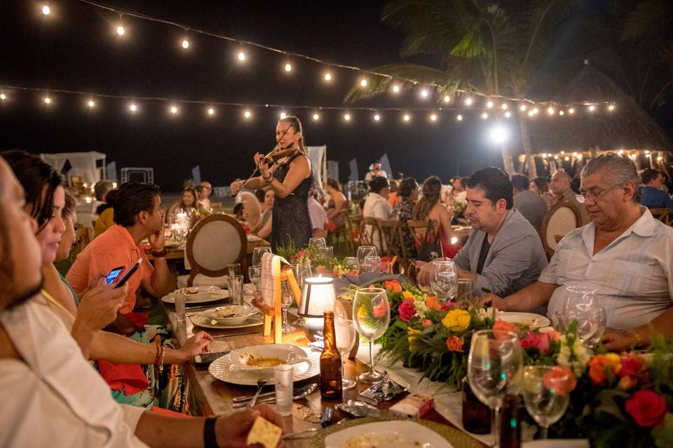 Acapulco String Quartet 2