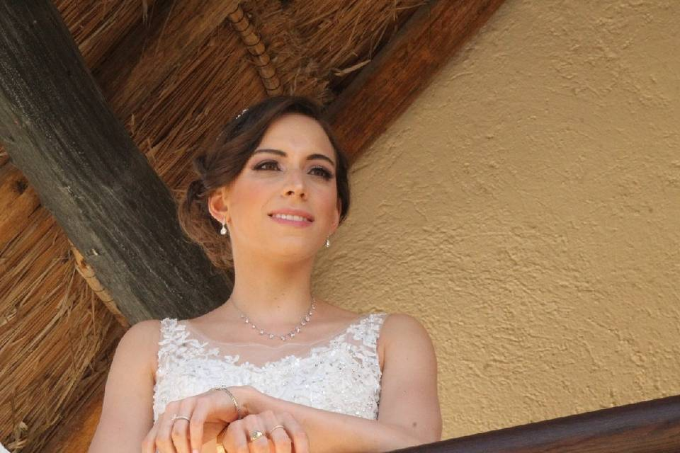 Gio Wedding Makeup & Hairstyle 17