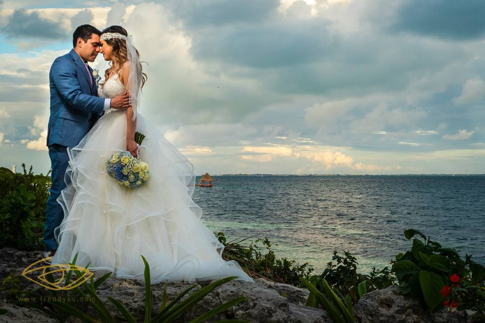 Ocean Weddings 4