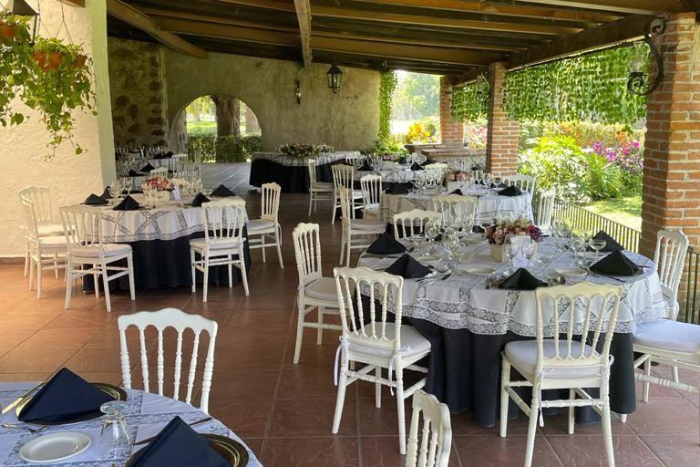 Hotel Hacienda Cocoyoc 4