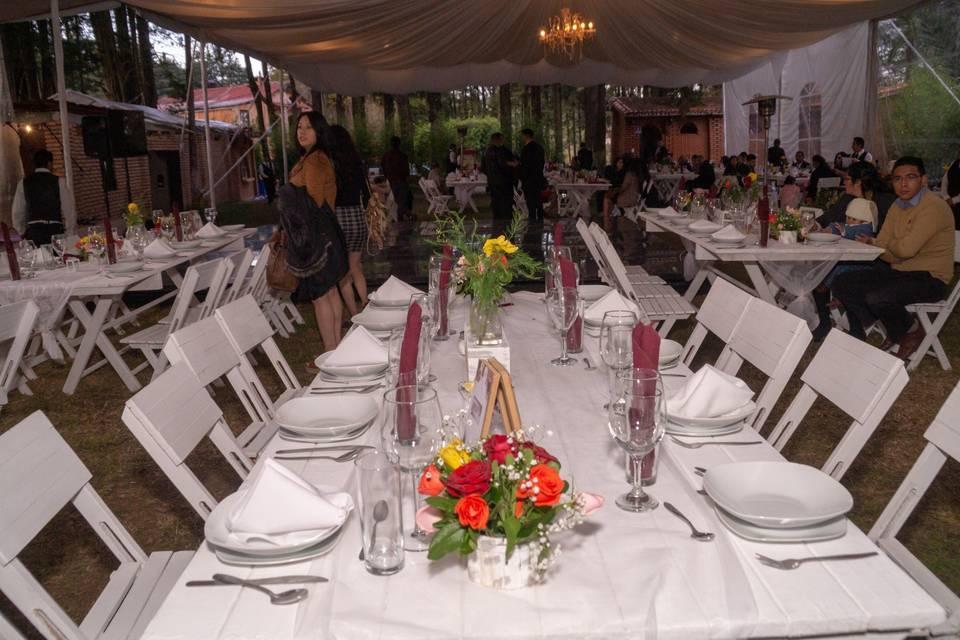 Banquetes Realeza 3