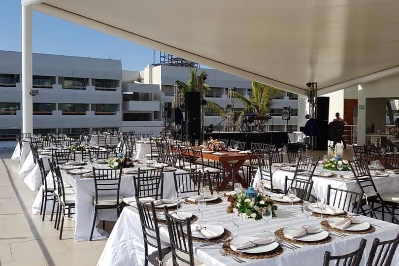 Hotel Emporio Mazatlán 21