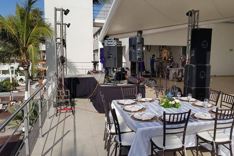 Hotel Emporio Mazatlán 23