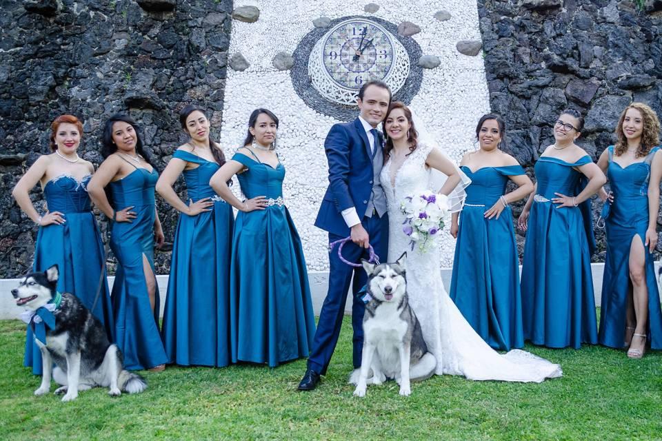 The Wedding Capital 7