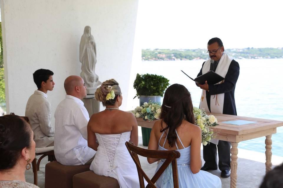Ministro México Wedding Minister 19
