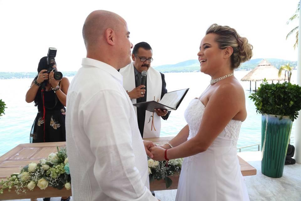 Ministro México Wedding Minister 21