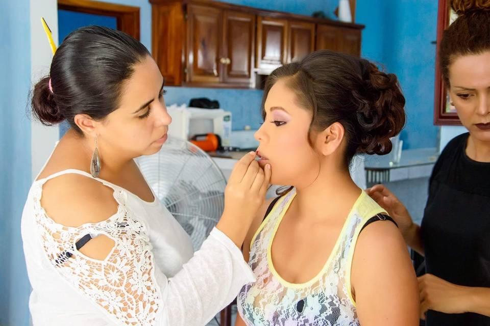 Perla Orozco Make Up 22