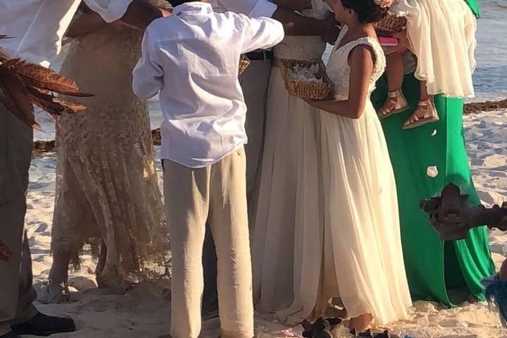 Playa Wedding 13