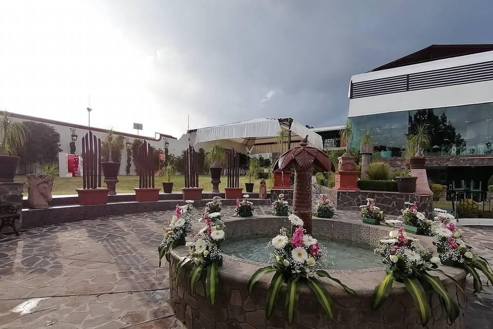 Jardín Quinta Montecristo 3