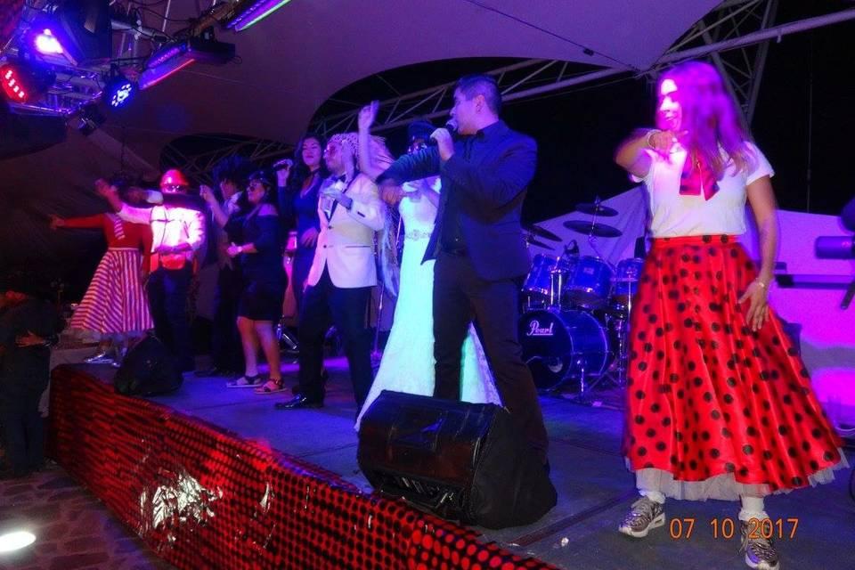 Grupo Musical Karma 20