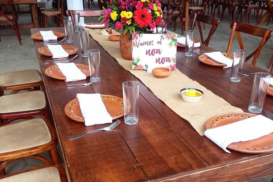Banquetes ByO 11