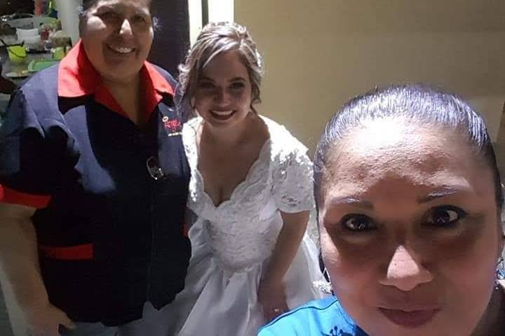 Banquetes Ángeles 2