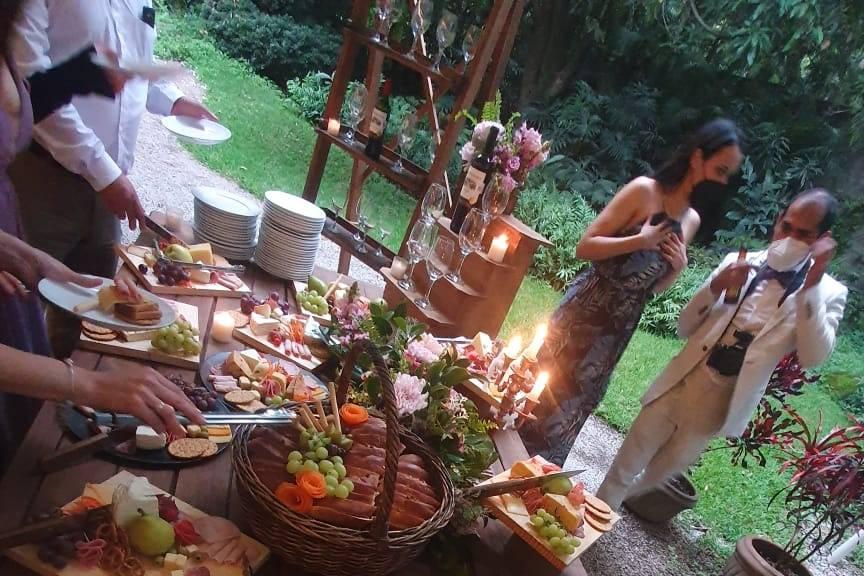 Grupo Paraíso El Arte En Banquetes 2