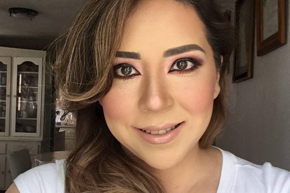 Lidya Espíndola Make Up 23