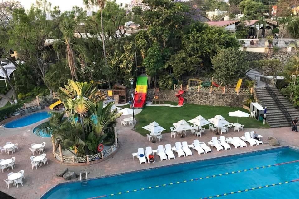 Coral Cuernavaca Resort & Spa 11
