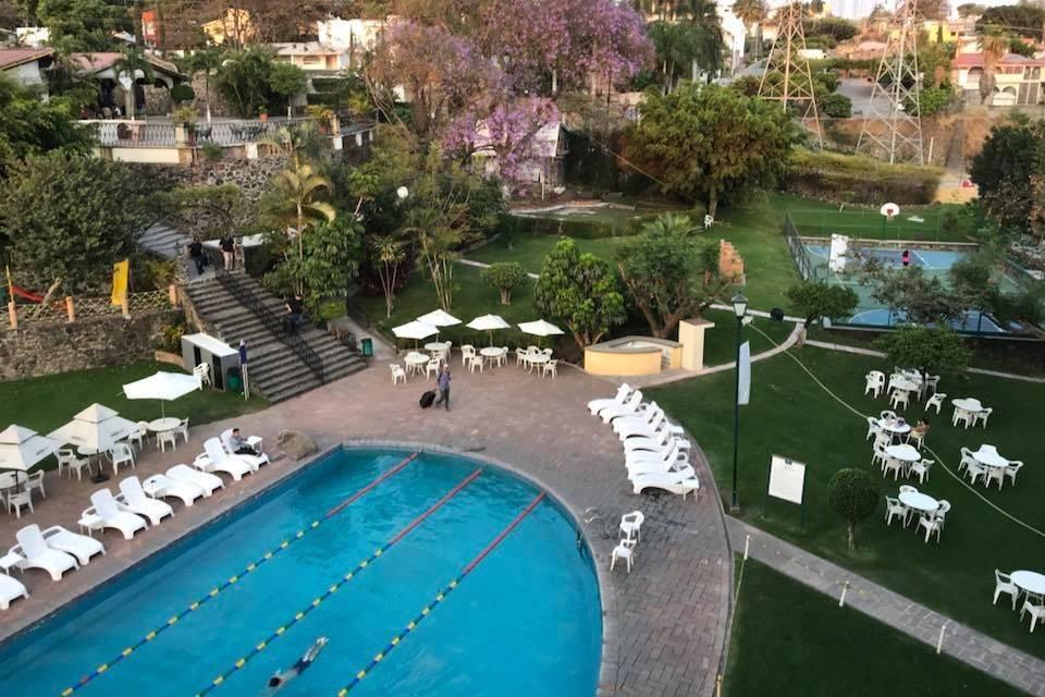 Coral Cuernavaca Resort & Spa 12