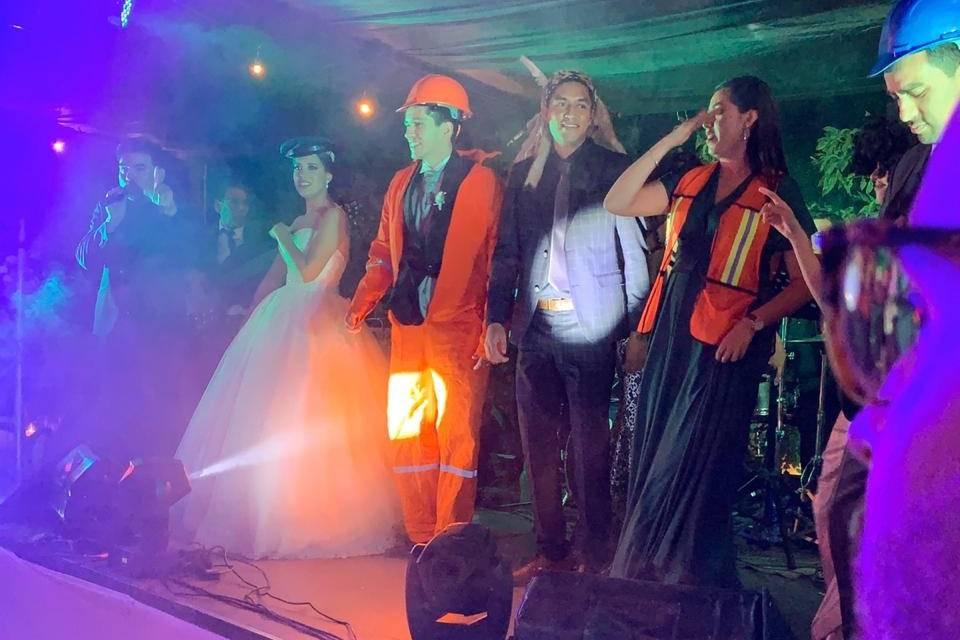 Grupo Musical Karma 4