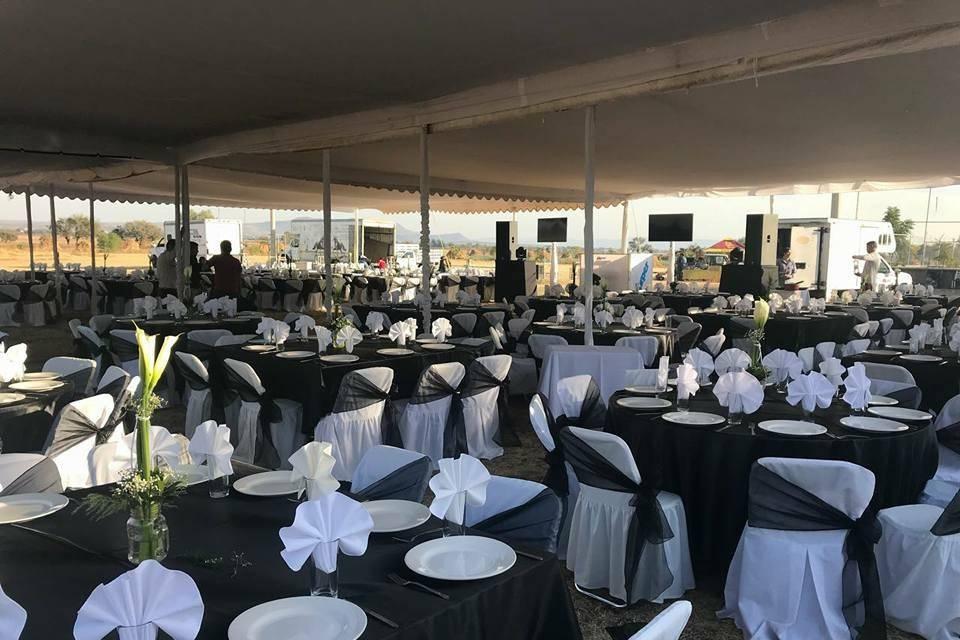 Banquetes Hacienda Real 12